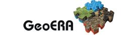 Abbildung Logo GeoERA, Aufbau eines Forschungsbereichs Europäische Geologische Untersuchungen zur Errichtung eines Geologischen Dienstes für Europa
