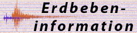 Link zu Erdbebenaufzeichnungen in Mitteldeutschland